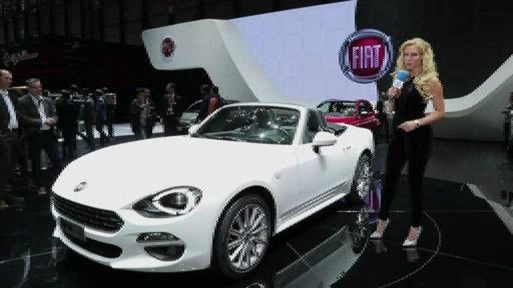 Presentación del Grupo Fiat y su 124 Spider