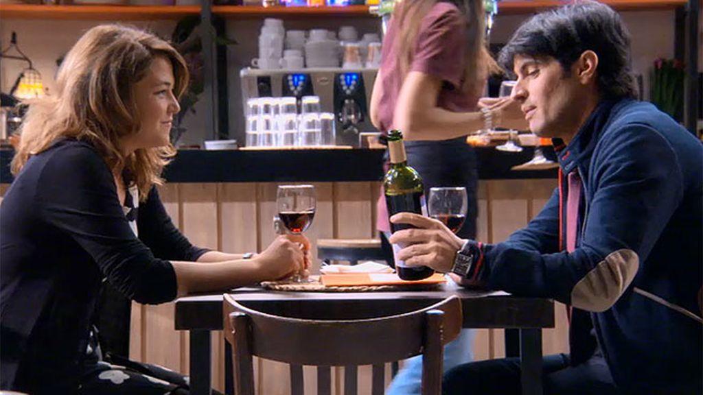 Xavi pasa la criba de Lucía