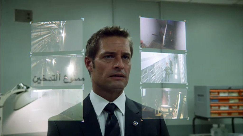 Vaughn tiene un plan para acceder a la celda de los periodistas