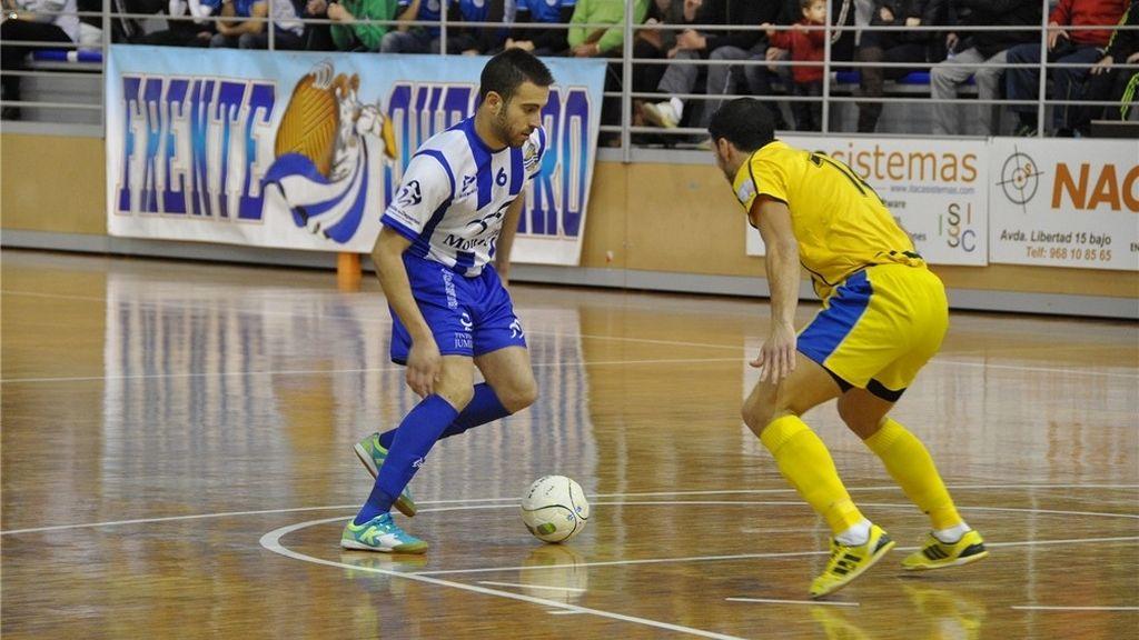 El Montesinos Jumilla doblega al Gran Canaria tras remontar dos goles (7-3)
