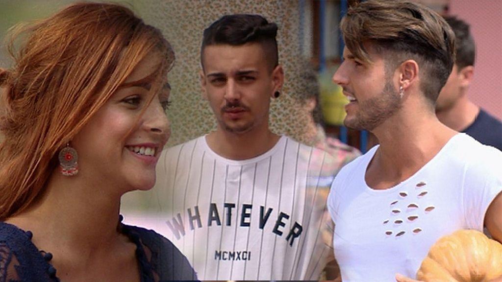 Marta delega en sus compañeras la tarea de expulsar… Y Rim da calabazas a Iván