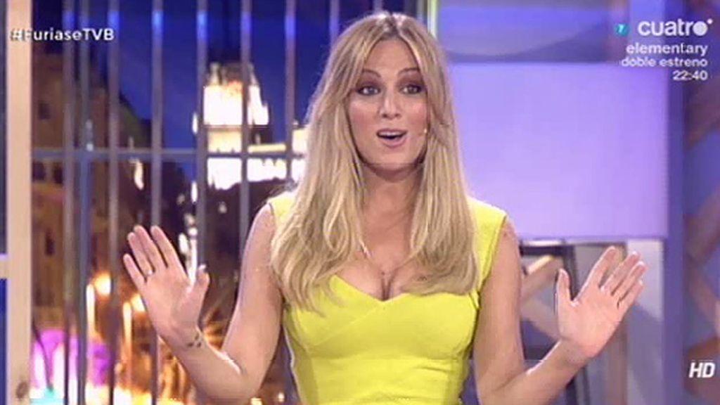 ¿Quién canta, Edurne o Shakira?