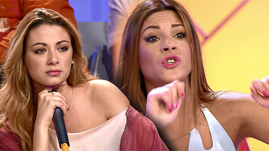 "Paula, a Alba: ""Eres una hipócrita y una falsa"""