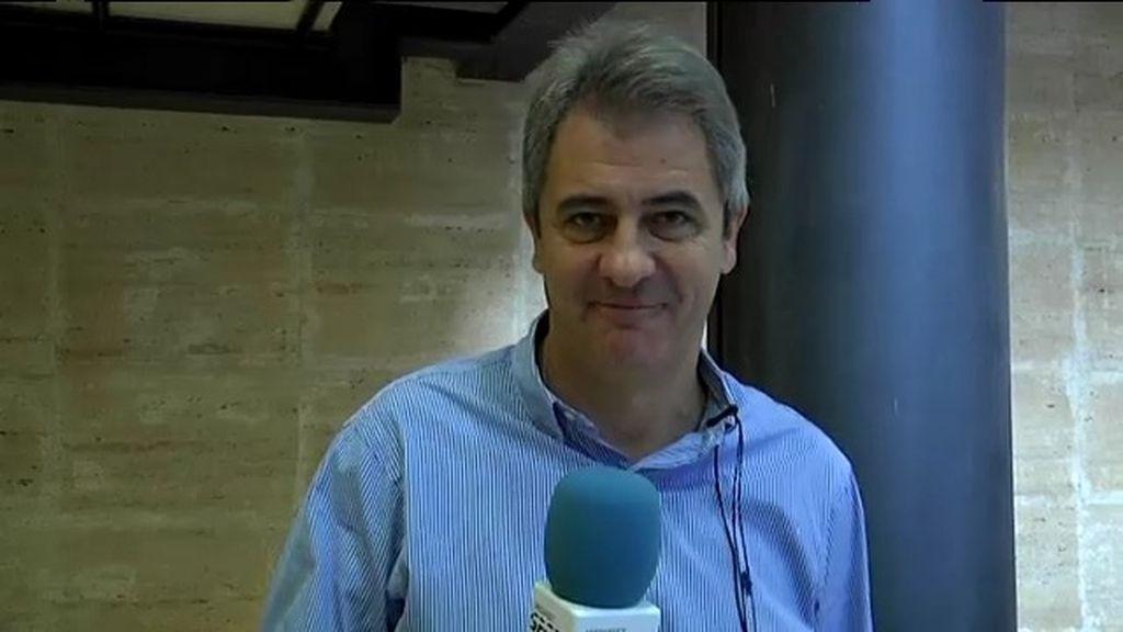 """Manolo Lama: """"Mi hijo me critica aún más que el hijo de Rajoy"""""""