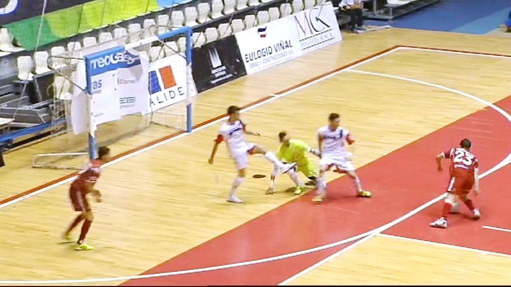 Mejor gol de la 30ª Jornada: Espectacular regate de Franklin, de ElPozo Murcia