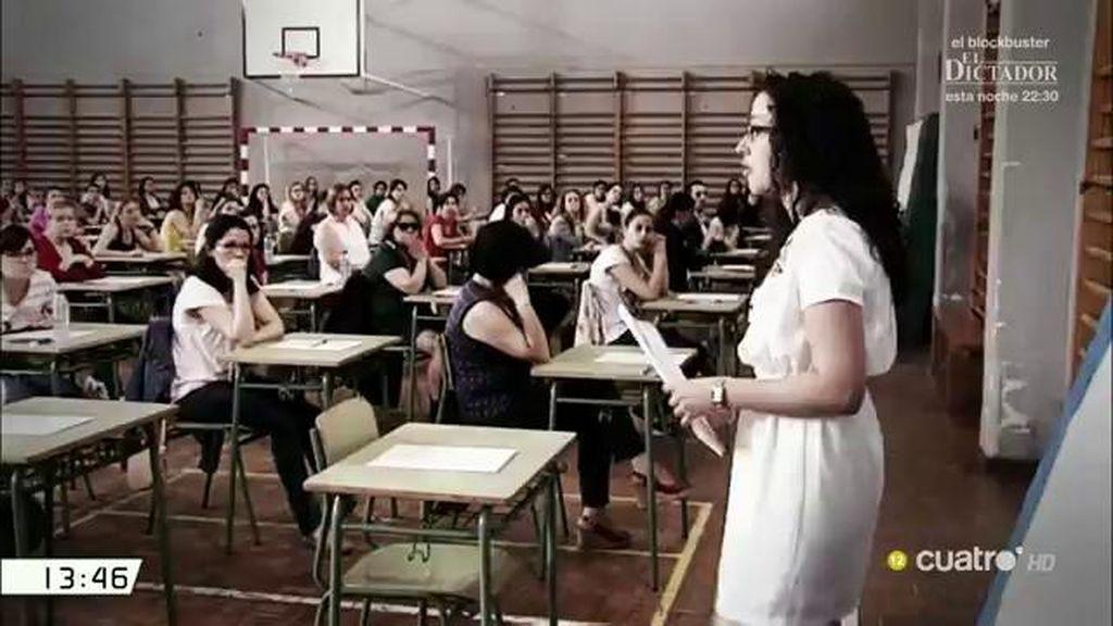 Récord de profesores despedidos por los recortes en educación