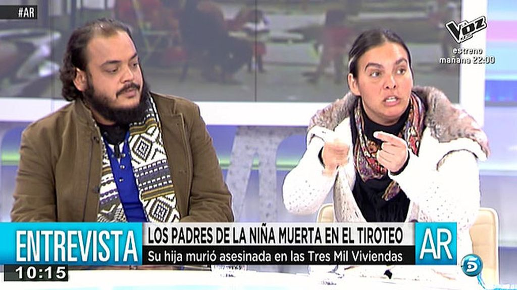 """Los padres de la menor asesinada por 'Los Perla': """"Iban a matar"""""""