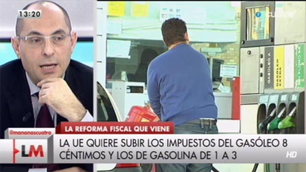 """Elpidio José Silva: """"Estamos ante un Gobierno que miente sistemáticamente"""""""