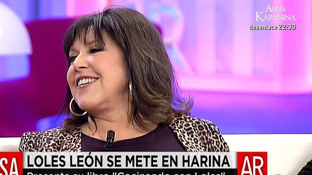 """Loles León: """"A Escassi le diría que si se ha quedado sin casa se venga a la mía"""""""