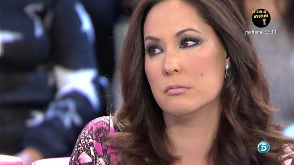 """Chayo Mohedano, a Cristina Tárrega: """"Si fuera por mí acabaría con todo esto"""""""