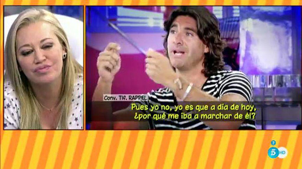 Los representados de Toño Sanchís hablan de cómo es su relación con él