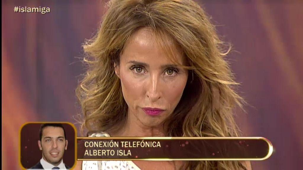 """Alberto Isla reconoce la nueva relación de Chabelita: """"Vi a Isabel y a Alejandro besarse"""""""