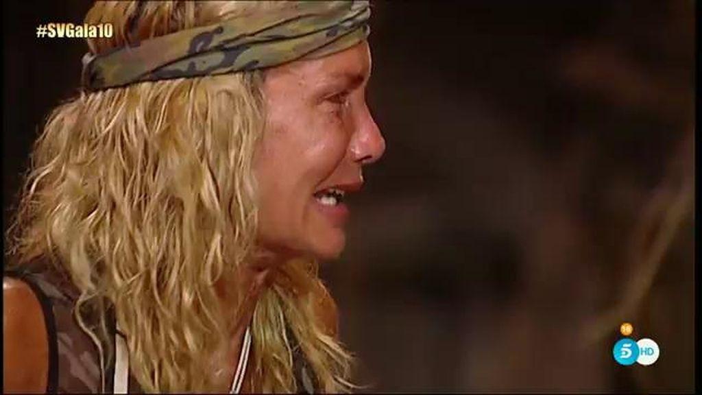 """Yola estalla en la Palapa: """"¡¿Por qué no puedo llorar?!"""""""