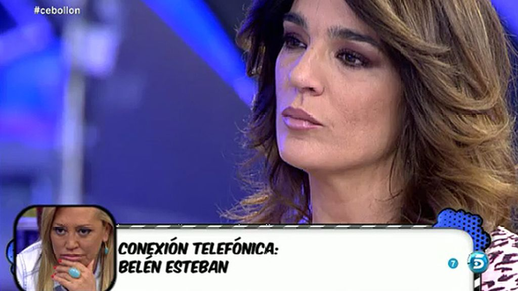 """Belén Esteban, a Raquel Bollo: """"Ahora sí que los 12.000 han roto nuestra amistad"""""""