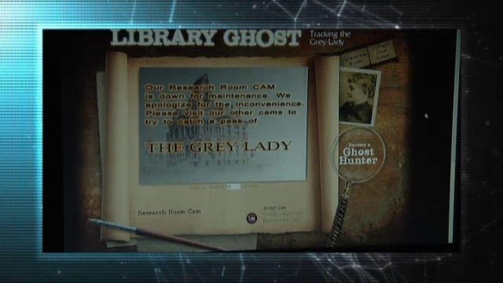 Misterio 4.0: La biblioteca fantasma