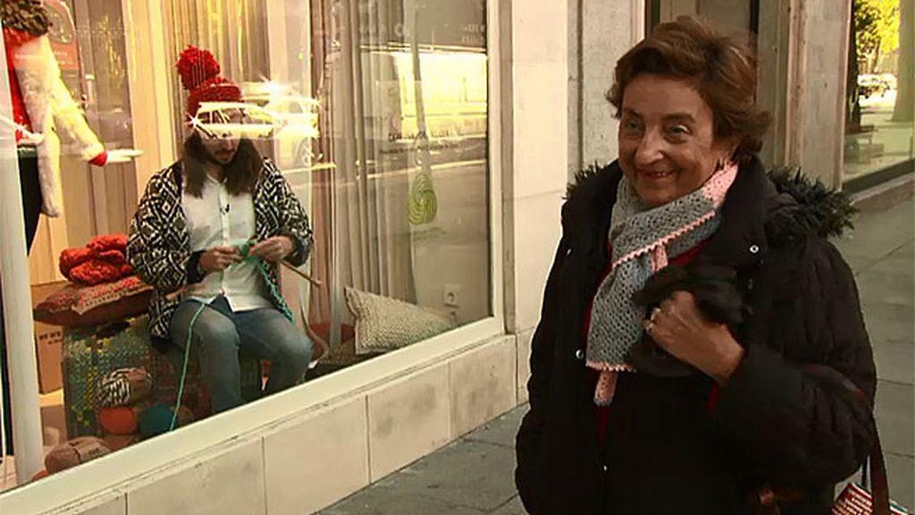 Pepita y Alberto salen a la calle para darse a conocer