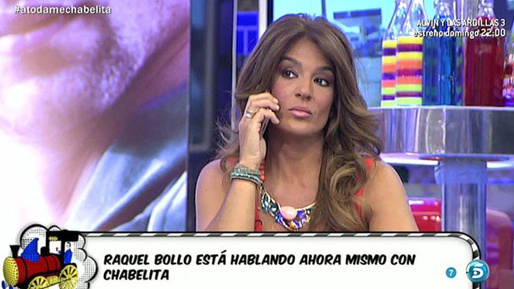 """Raquel Bollo: """"Chabelita recibió amenazas por parte de un paparazzi"""""""