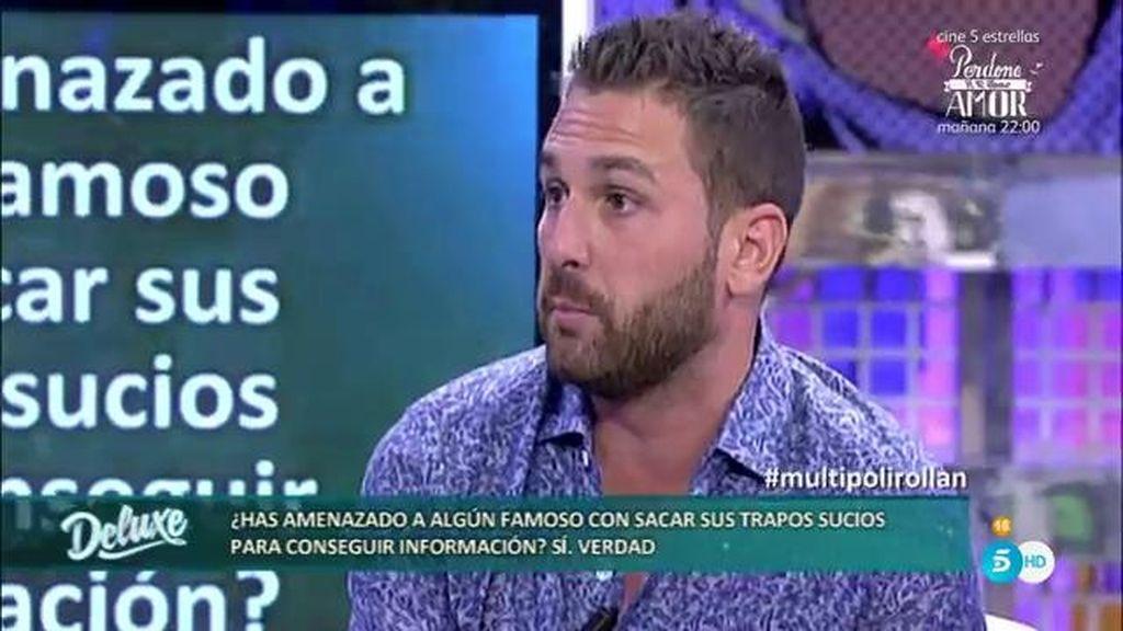 """Jordi Martín, a Piqué: """"No me toques las pelotas que enseño vídeos a Shakira"""""""