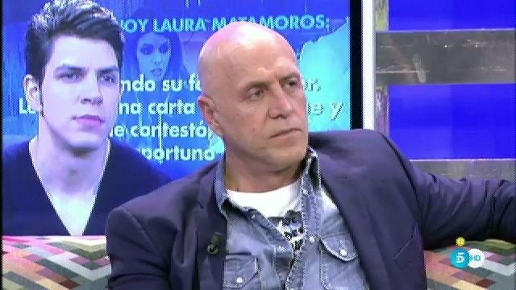"""Kiko Matamoros no contestó a la carta de su hija Laura porque tenía que """"digerirla"""""""