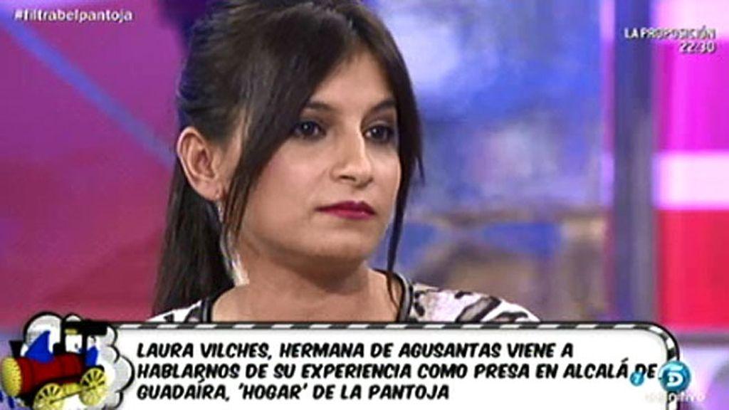 """Laura Vilches: """"A mí no me hicieron un tour por las instalaciones de Alcalá de Guadaíra"""""""