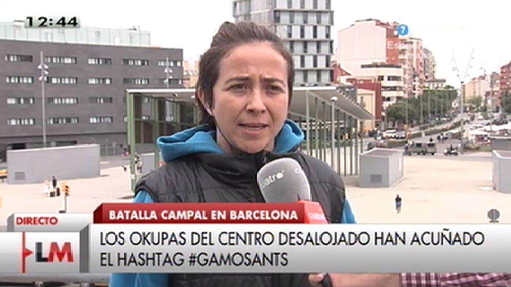 """Elba Mansilla, sobre Can Vies: """"Creo que se ha querido cortar de cuajo"""""""