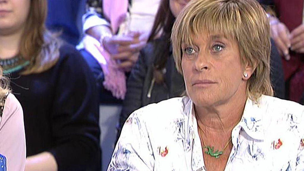 """Chelo Gª Cortés, sobre Chabelita: """"Estoy hasta las narices de la niña"""""""