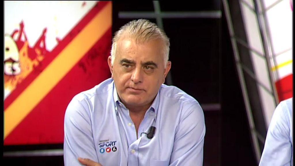 """Pedro Pablo San Martín: """"Ojalá esta Brasil haya muerto y se vea otro equipo"""""""