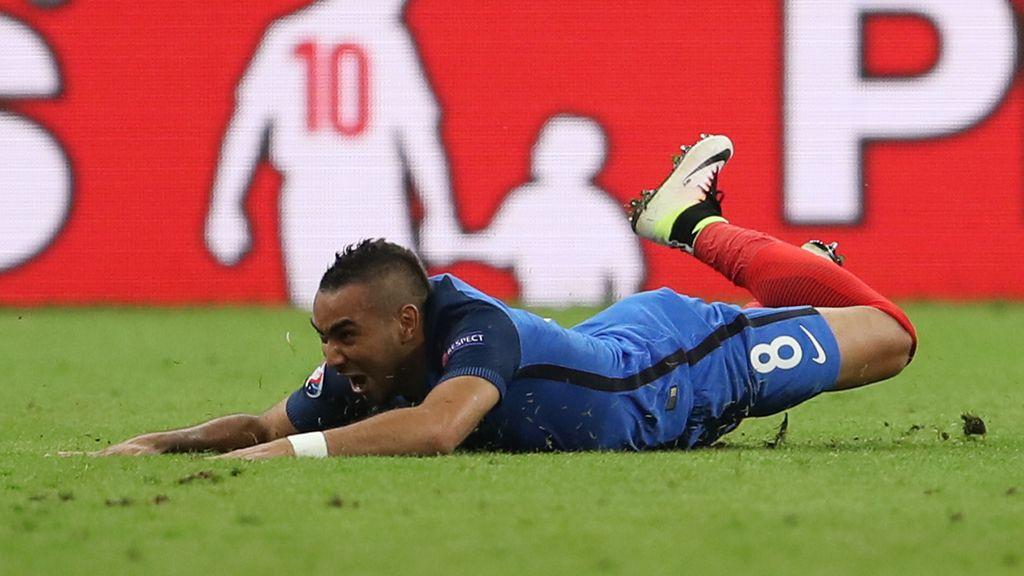 ¡Golazo de Payet! Zurdazo desde fuera del área para dar la victoria a Francia (2-1)