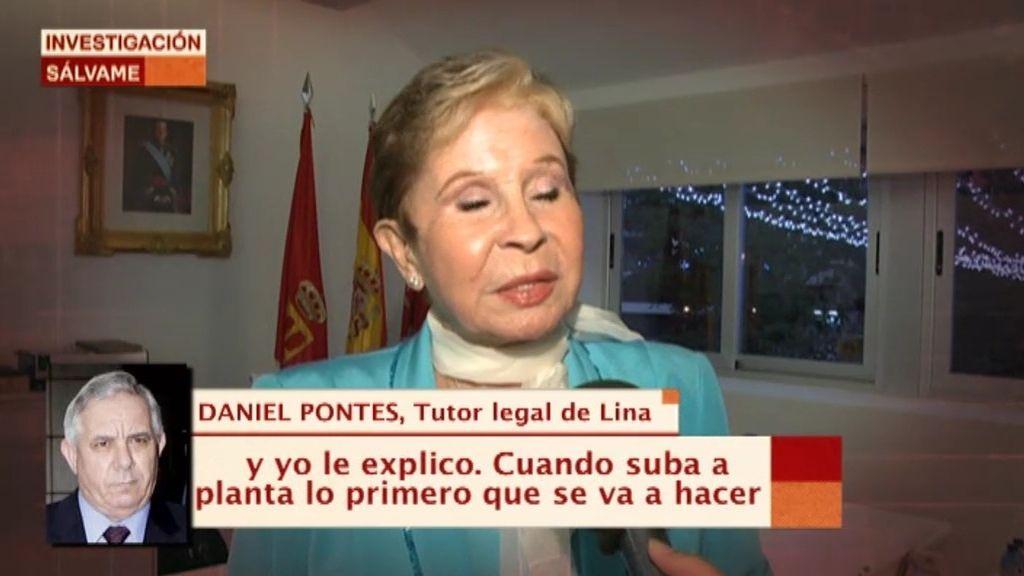 Daniel Pontes, posible culpable del aislamiento de Lina Morgan