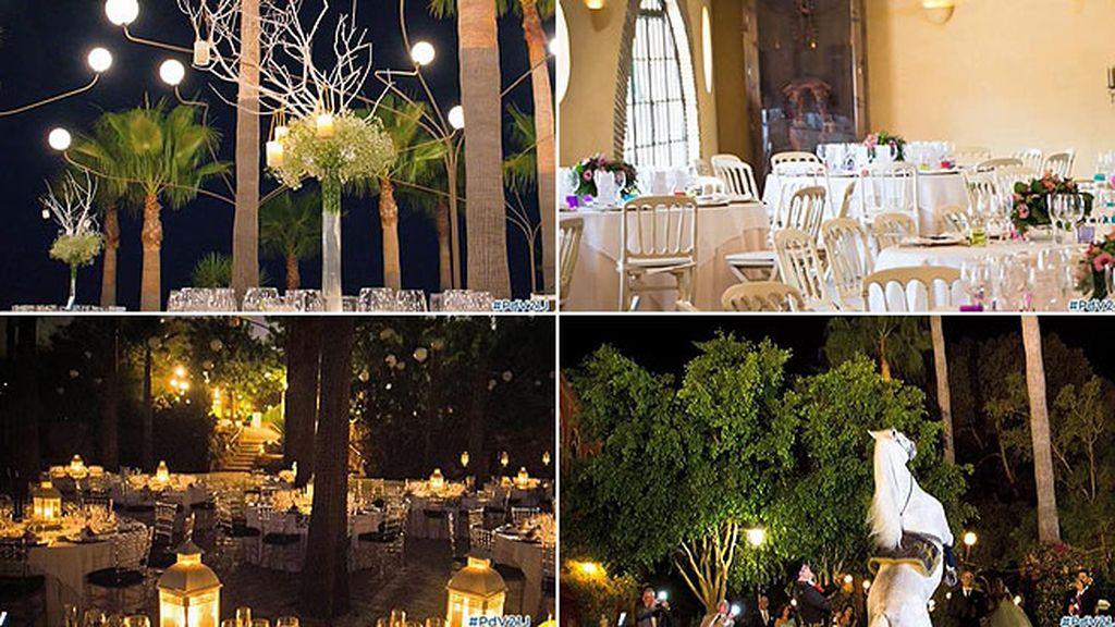 Así es la Hacienda Los Parrales, donde Kiko e Irene celebrarán su boda