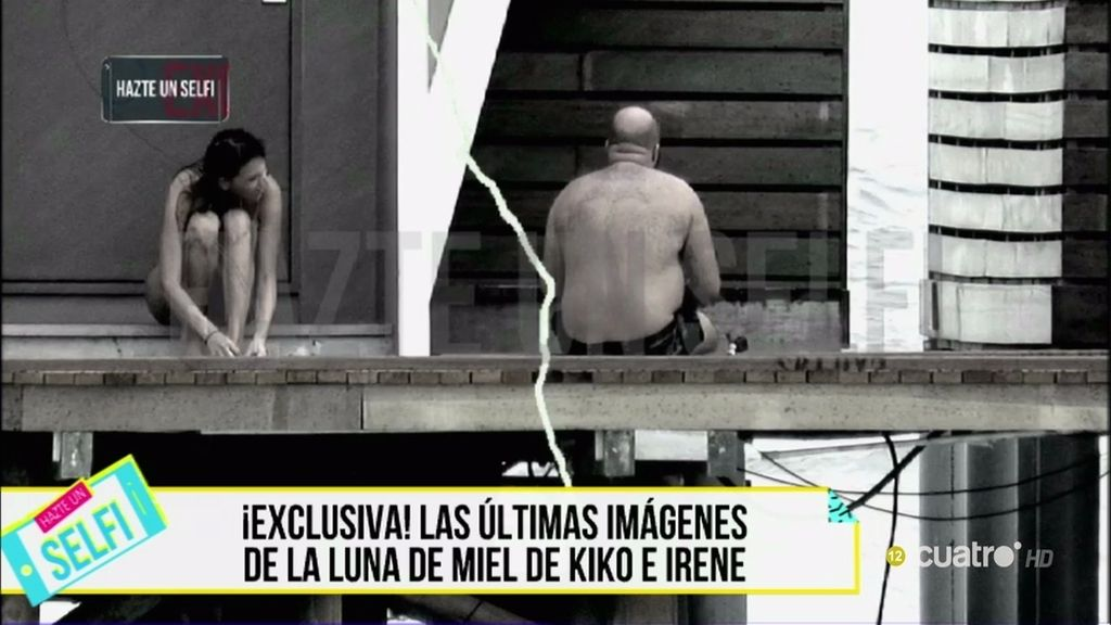 ¡Terror! Kiko Rivera se deja las llaves de su habitación en plena tormenta