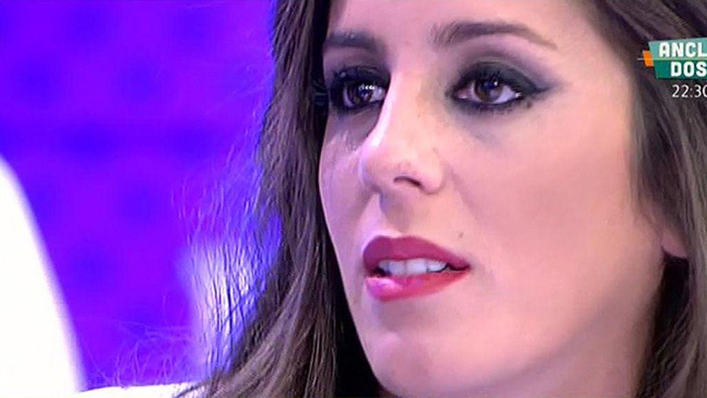 """Anabel Pantoja: """"El morbo era escuchar a Isabel Pantoja más que llamar a su hija"""""""