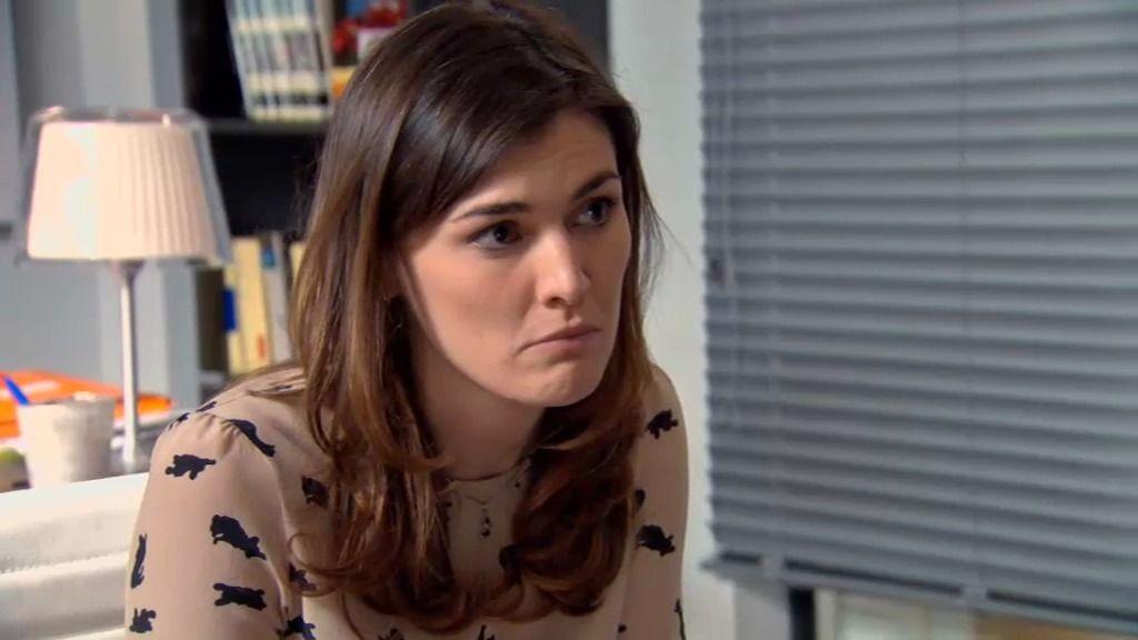 """Natalia, a Sergio: """"¿Por qué no me has llamado en todo el fin de semana?"""""""