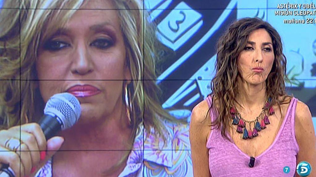 """Lydia Lozano: """"Por el momento, no me voy a quedar al multipolideluxe"""""""