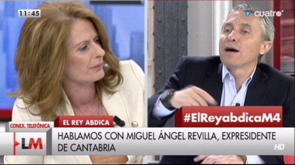"""Alicia Gutiérrez: """"La República es el sistema de Gobierno habitual del siglo XXI"""""""