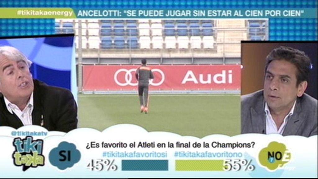 """Elías Israel: """"Cristiano ha dejado de confiar en los médicos del Madrid"""""""
