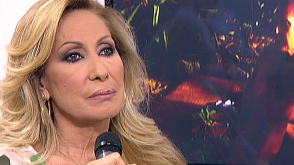 """Rosa Benito: """"No me he visto ridícula"""""""