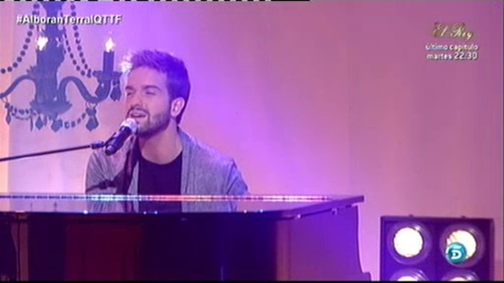 Pablo Alborán interpreta 'Racuérdame'