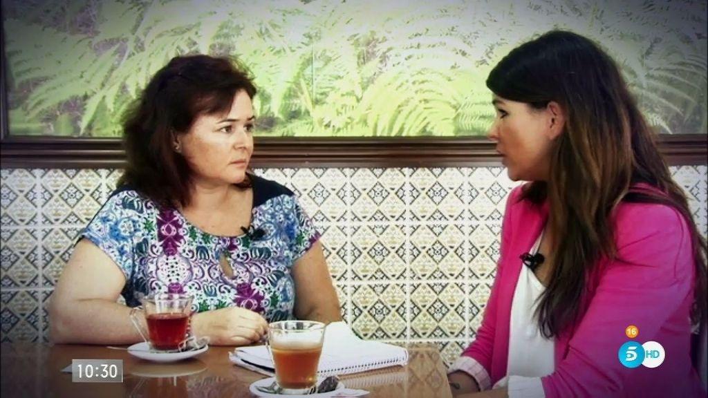 La entrevista íntegra a Ruth Ortiz