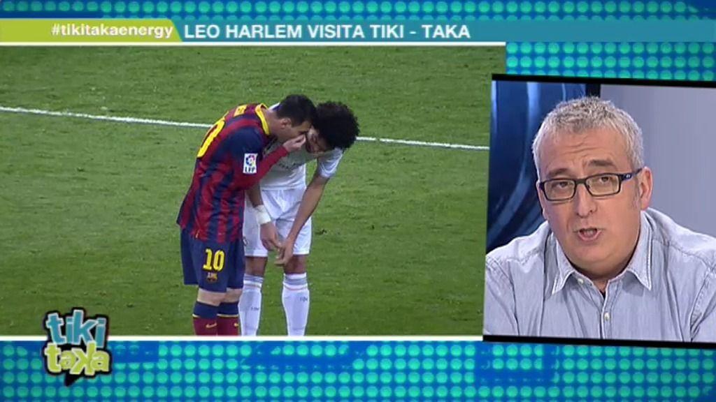 """Leo Harlem: """"Los penaltis los fallan los jugadores que llevan tatuajes"""""""