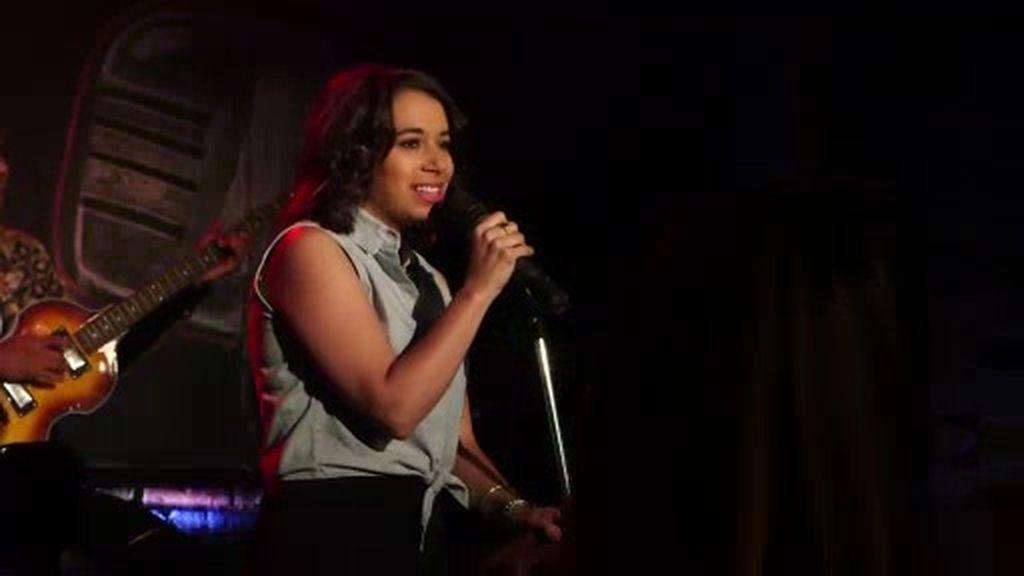 Paula Rojo interpreta su tema 'El momento', la actuación íntegra