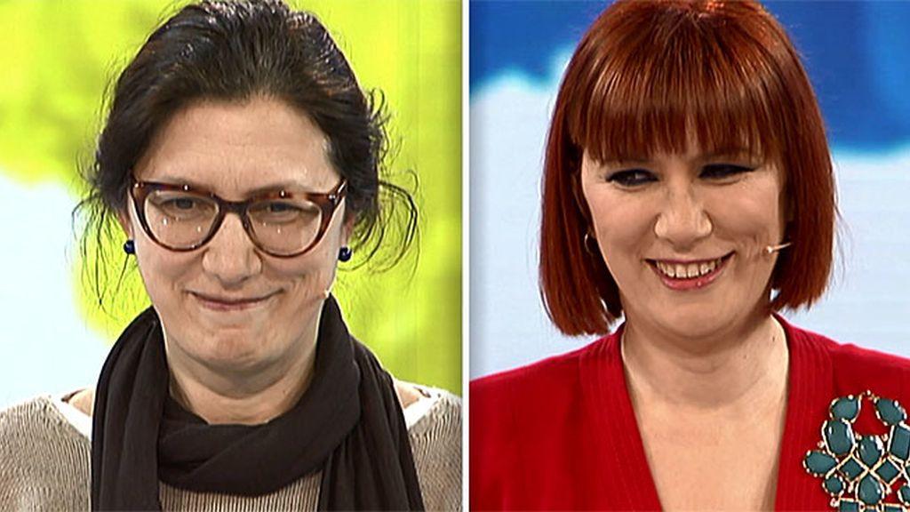 Tú sí que vales: Cristina Rodríguez hace visible a María Jesús con un look vintage