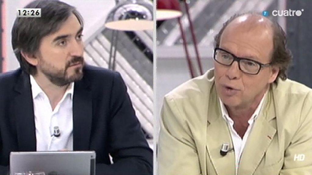"""Ignacio Escolar: """"Si no se pregunta es porque no se quiere, no porque no se pueda"""""""