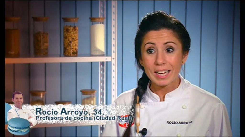 """Rocío Arroyo: """"Me he sentido aliviada cuando Sergi se ha ido del obrador"""""""