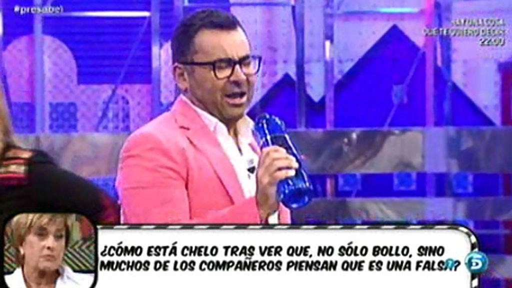 'Sálvame' baila al son de Agustín Pantoja