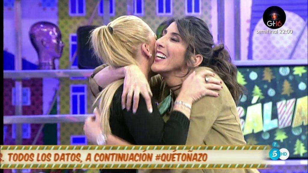 """Belén Esteban, a Paz Padilla: """"Para quererte hay que parirte"""""""