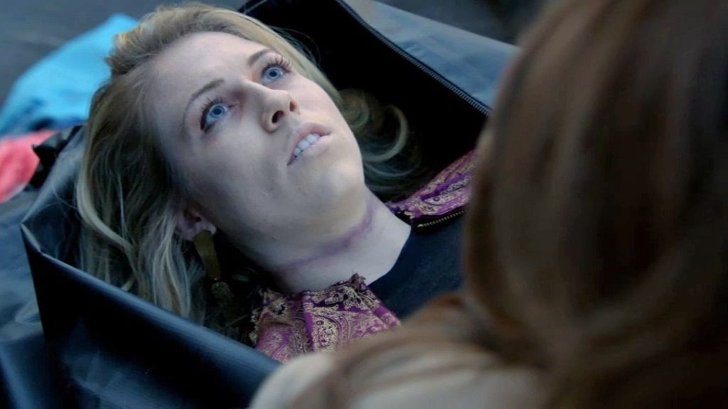 """Castle: """"¿Resto de pelo azul? La ha matado una viejecita o Katie Perry"""""""