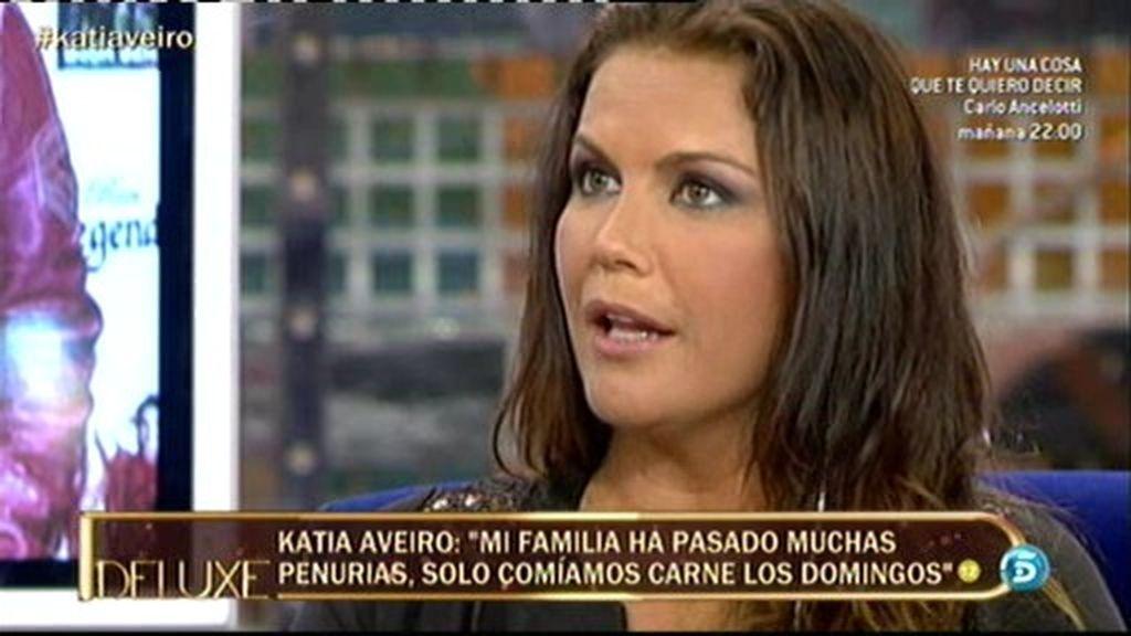 """Katia: """"La gente hablaba de mi hermano como un 'fenómeno'"""""""