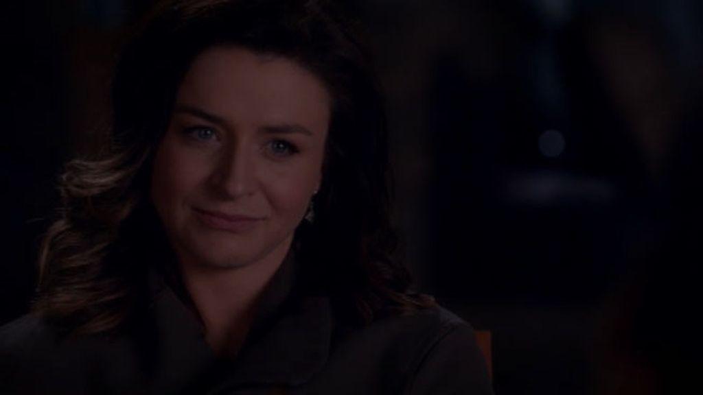 """Amelia, a Derek: """"Creo que me estoy enamorando de Owen"""""""
