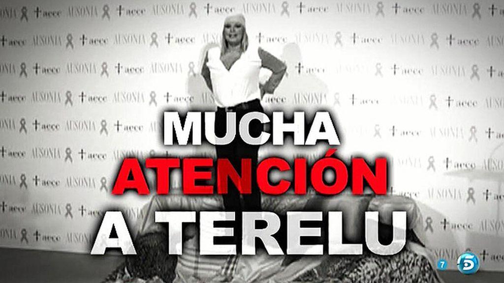 El descuido de Terelu Campos